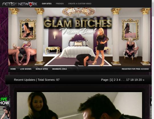 Glam bitches, glambitches.com