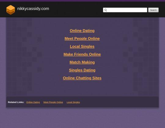 Nikky cassidy, nikkycassidy.com
