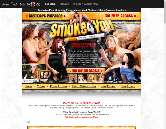 Time limited Smoke4you.com discounted price