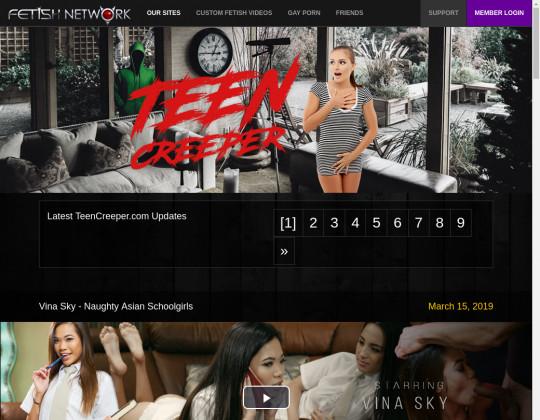 Discount Teen creeper