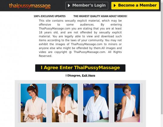 Thai pussy massage, thaipussymassage.com