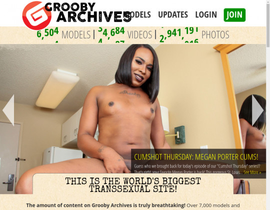 The grooby archives, grooby-archives.com