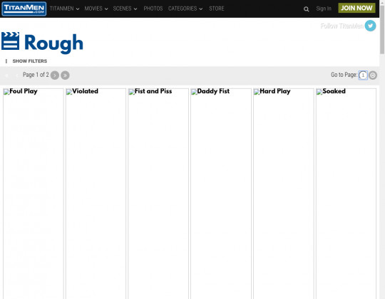 Titan rough, titanrough.com