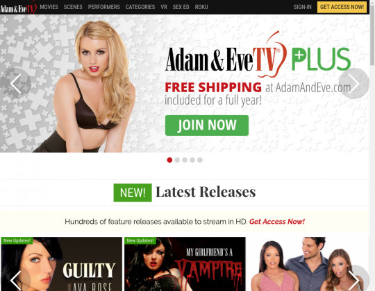 Adam and eve tv, adamandevetv.com