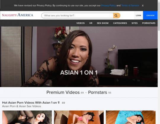 Asian 1on1, asian1on1.com