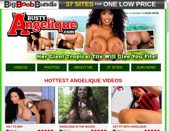 Get Bustyangelique.com cheap porn