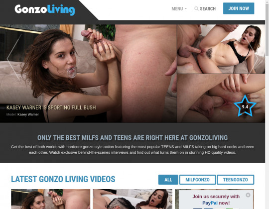 Time limited Gonzoliving.com cheap porn
