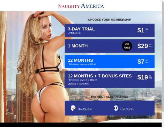 Naughty america, naughtyamerica.com