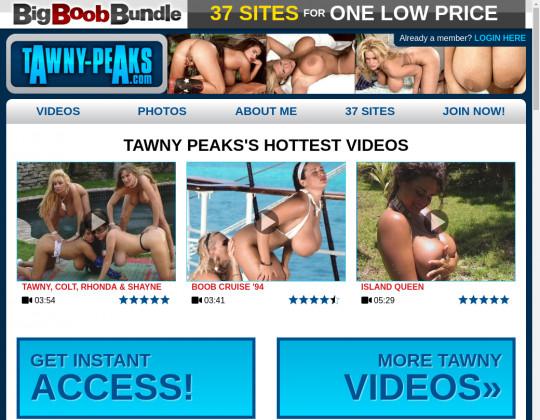 Tawny peaks, tawny-peaks.com