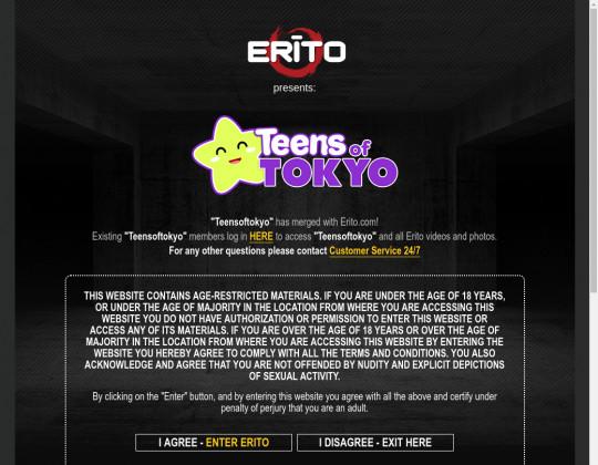 Redeem Teensoftokyo.com cheap access