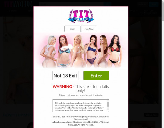 Tit world, titworld.com