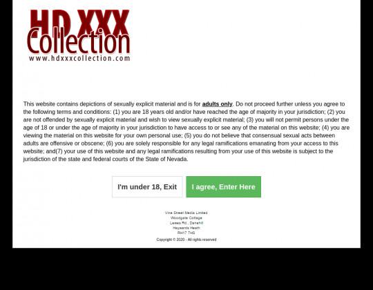Hd xxx collection, hdxxxcollection.com