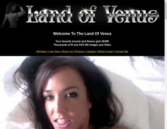 Land of venus, landofvenus.com