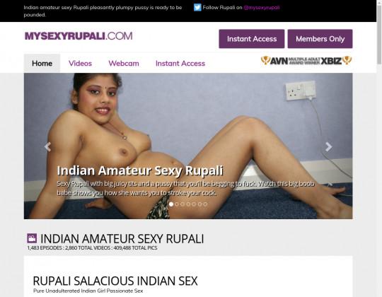 My sexy rupali, mysexyrupali.com