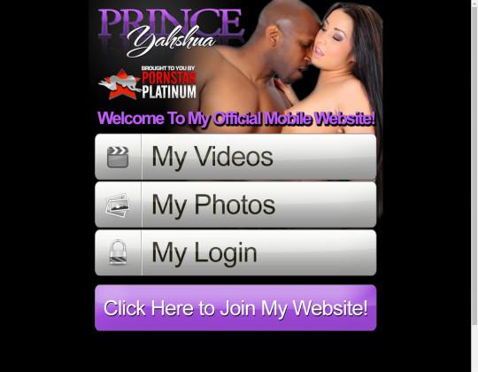 Princeyahshua.com free discount