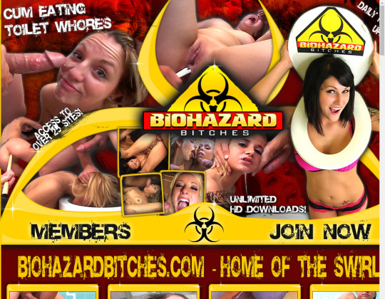 Bio hazard bitches, biohazardbitches.com