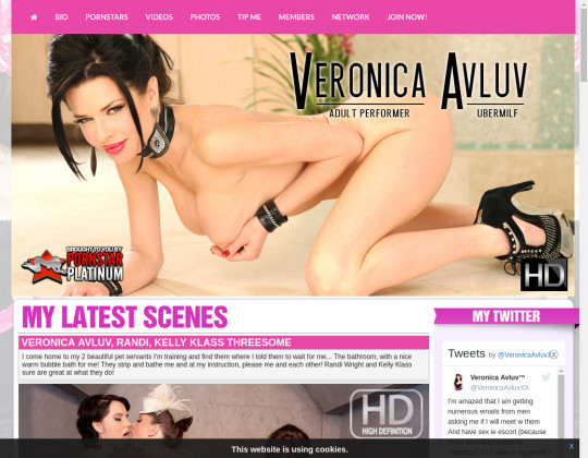 Redeem Clubveronicaavluv.com discounted price