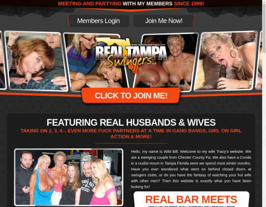 Discounted price to Real tampa swingers