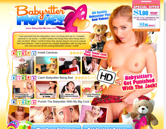 Babysitter movies, babysittermovies.com