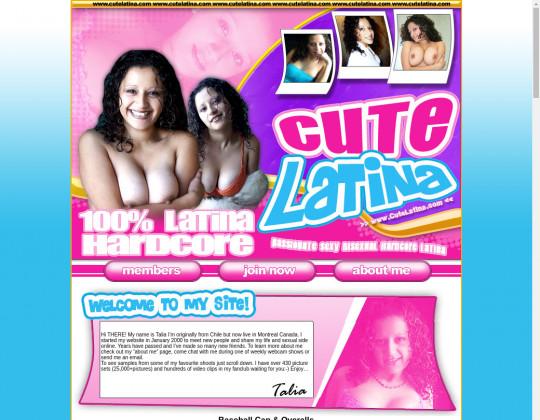 Time limited Cutelatina.com cheap porn