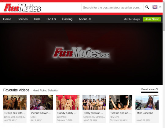 Fun movies, funmovies.at