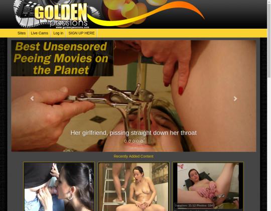 Golden passions, goldenpassions.com
