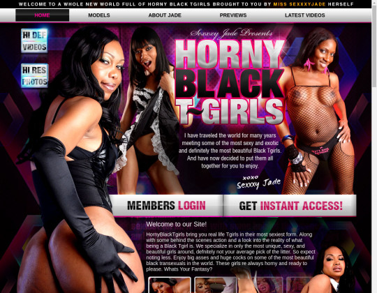 Discounted price to Horny black tgirls