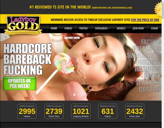 Ladyboy gold, ladyboygold.com