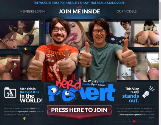 Nerd pervert, nerdpervert.com