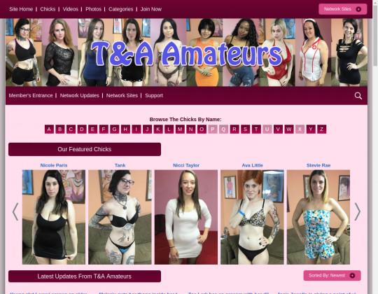 Tandaamateurs.com deals