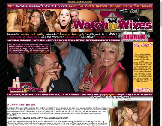 Watchourwives.com cheap porn