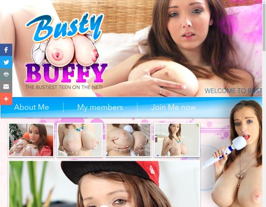 Busty buffy, bustybuffy.com