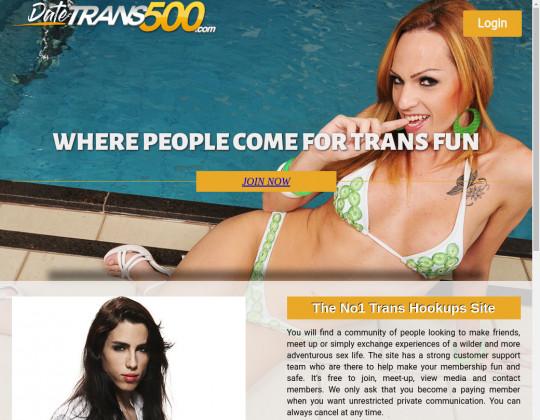 Date trans500, trans500.com