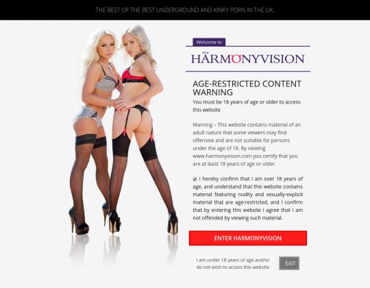 Redeem Harmonyvision.com cheap porn