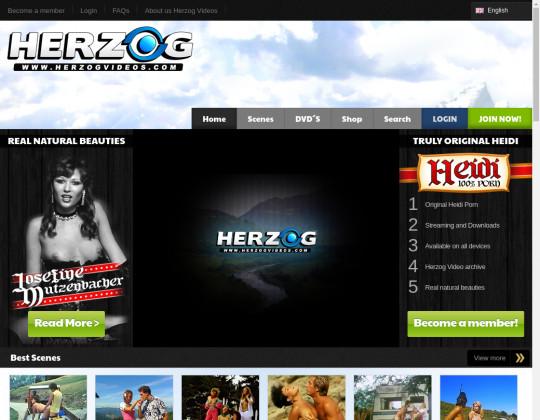 Herzog videos, herzogvideos.com