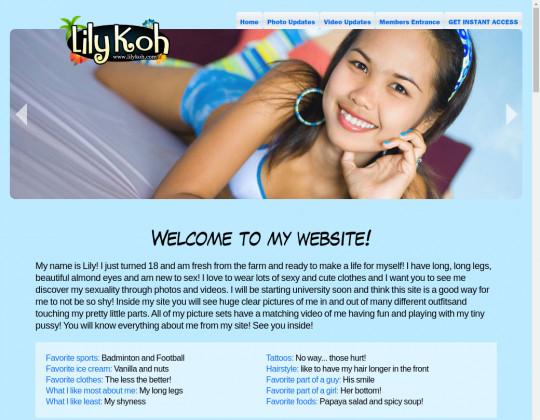 Lily koh, lilykoh.com