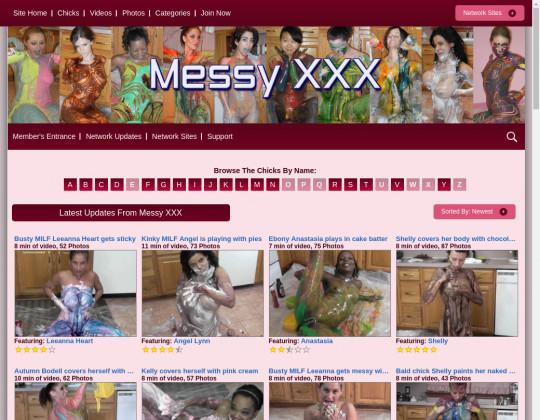 Discount Messy xxx