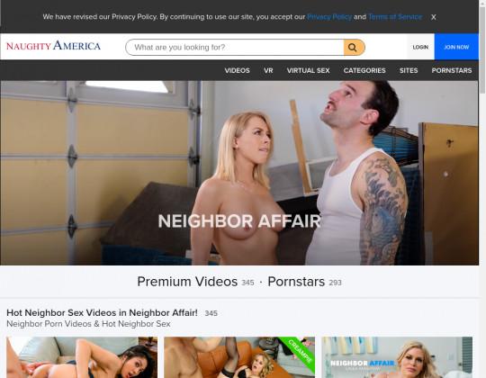 Neighbor affair, neighboraffair.com