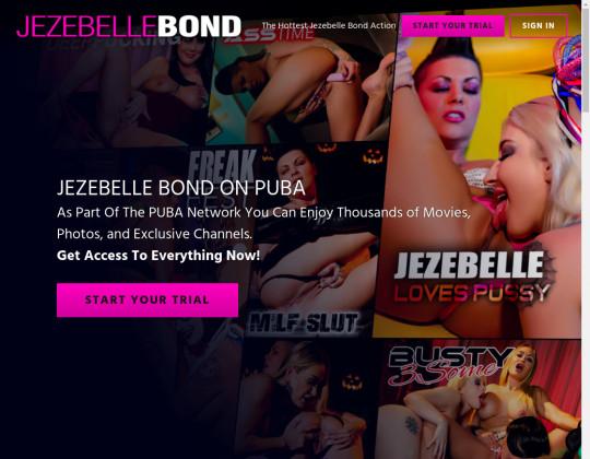 Time limited Jezebellebond.puba.com deals
