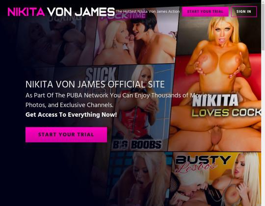 Nikitavonjames.puba.com discounted price