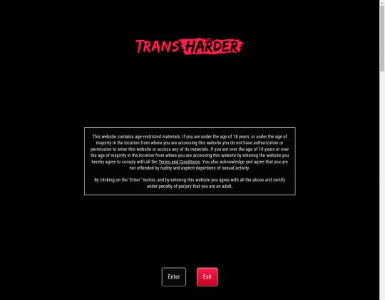 Redeem Transharder.com discount