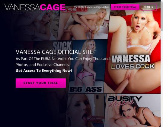 Vanessa cage, vanessacage.puba.com