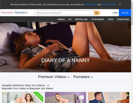 Diary of a nanny, diaryofananny.com