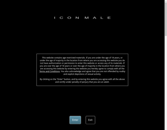 Time limited Iconmale.com cheap access