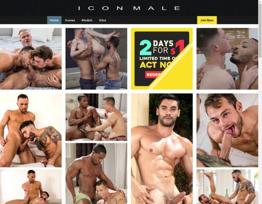 Redeem Iconmale.com discount