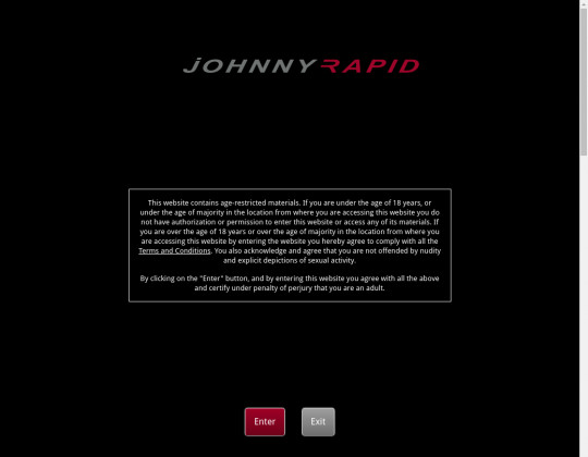 Johnny rapid, johnnyrapid.com
