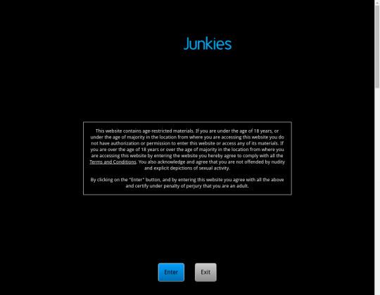 Time limited Realityjunkies.com cheap porn