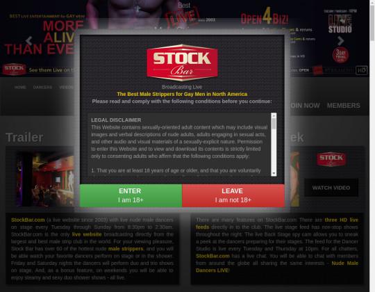 Stock bar, stockbar.com