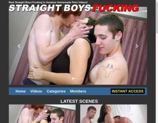 Straight boys fucking, straightboysfucking.com