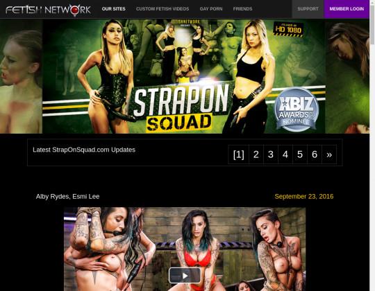 Strap on squad, straponsquad.com